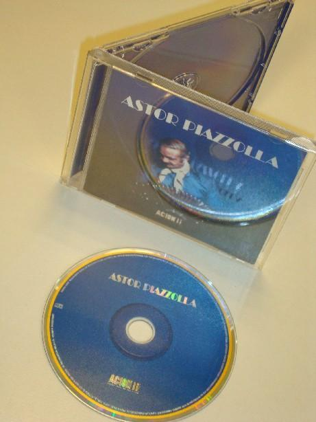CD Astor Piazzolla