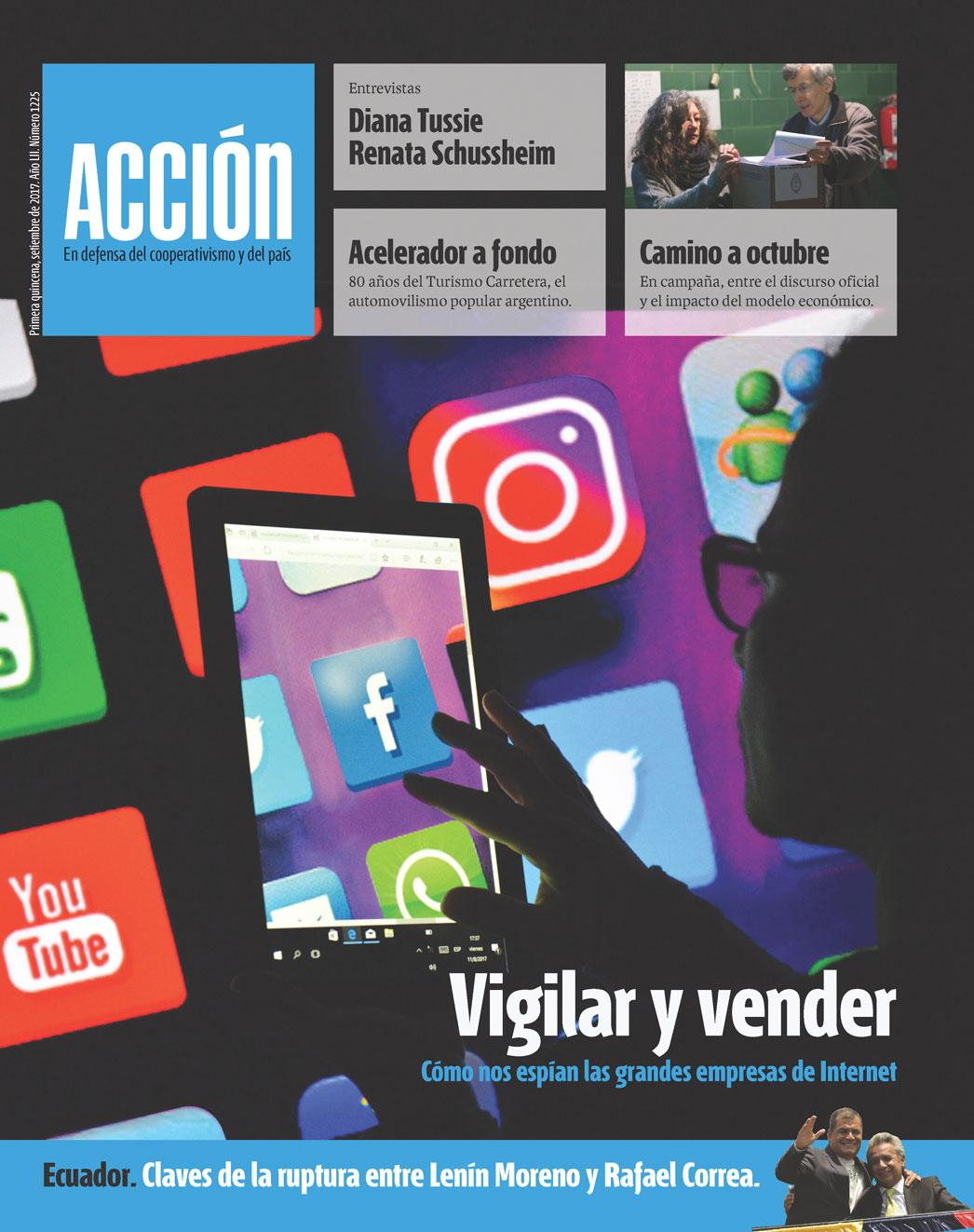 Revista Acción N° 1225