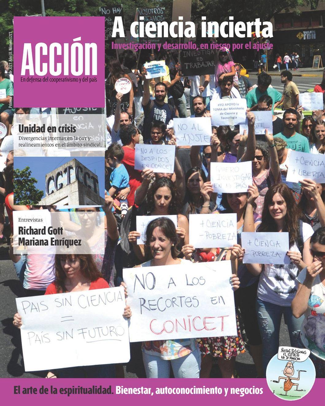 Revista ACCIÓN º 1217