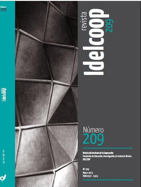 Revista Idelcoop Nº 209