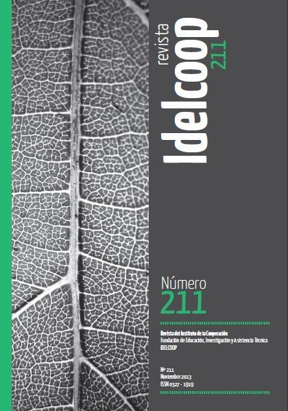 Revista Idelcoop Nº 211
