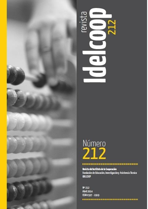 Revista Idelcoop Nº 212